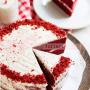 Lovely Red Velvet Cake- queen of all layer cakes.