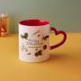 Cute Merry Christmas Mug , perfect for the holiday season!